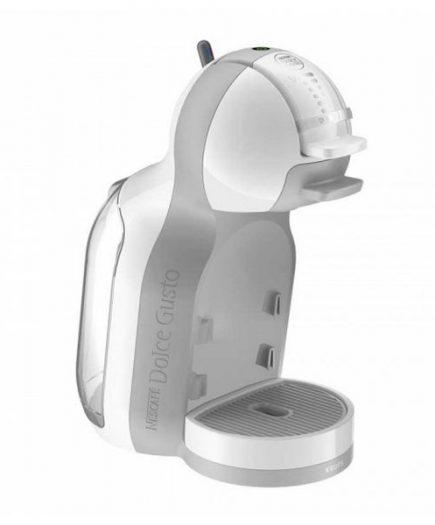 xekios Cafetière à capsules Krups KP1201IB Mini Me Dolce Gusto 0,8 L 15 bar 1500W Blanc