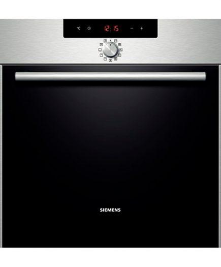 xekios Four à pyrolyse Siemens AG HB74AR521E A 57 L 3580W Noir Acier inoxydable