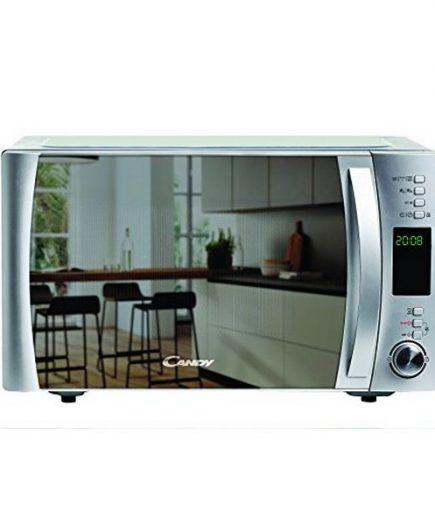 xekios Micro-ondes avec Gril Candy CMXG25GDSS 25 L 1000W Acier inoxydable
