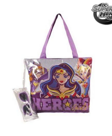 xekios Sac de plage DC Super Hero Girls 42374