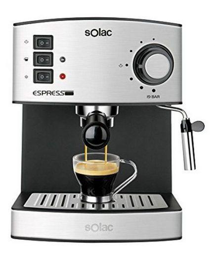 xekios Café Express Arm Solac CE4480 Expresso 19 bar 1,25 L 850W