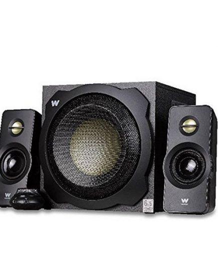 xekios Haut-parleurs 2.1 Woxter Big Bass 260 150W Noir