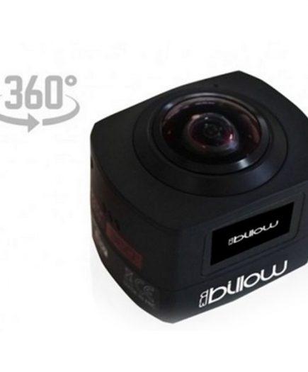 xekios Caméra de sport Billow XS360PROB 16 Mpx HD 220º Noir
