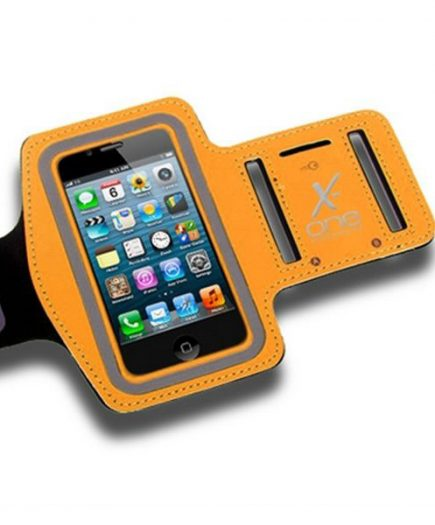 xekios Bracelet de course en néoprène X-ONE 106139 Taille M Orange
