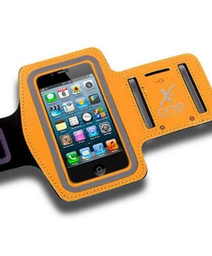 xekios Bracelet de course en néoprène X-ONE 106207 Taille L Orange
