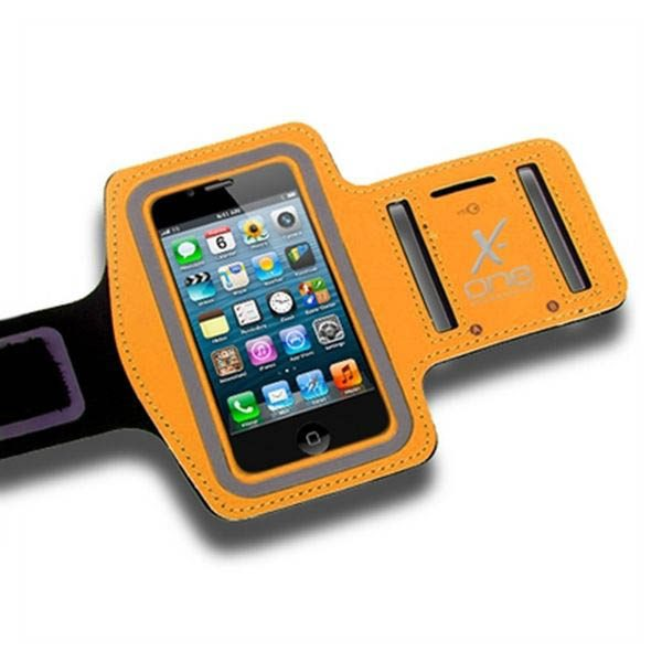 xekios Bracelet de course en néoprène X-ONE 106276 Taille XL Orange