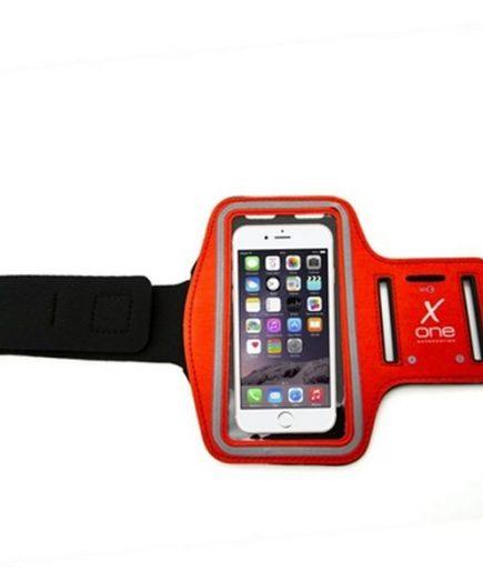 xekios Bracelet de course en néoprène Ref. XONE87985 Rouge
