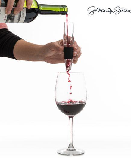 xekios Aérateur de vin Refined Summum Sommelier