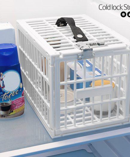 xekios Boîte de Sécurité Frigo Cold Lock Stock!