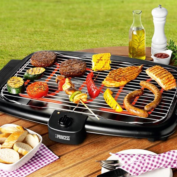 xekios Barbecue Électrique Princess 112248 2000W
