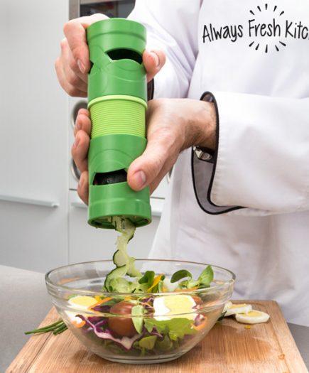 xekios Coupe-Légumes Spirale Curly Veggies