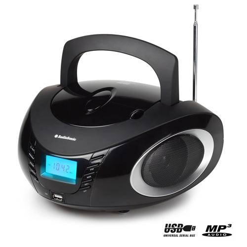 xekios Radio CD MP3 USB AudioSonic CD1594