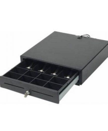 xekios Tiroir caisse enregistreuse Mustek 410A2-194 41 cm Noir