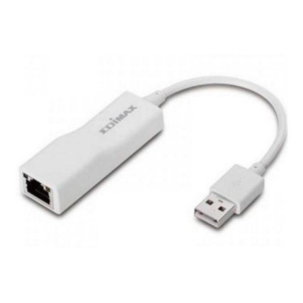 xekios Adaptateur USB vers Ethernet Edimax EU-4208 10 / 100 Mbps