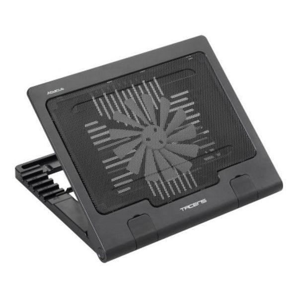 xekios Support Portable avec Ventilateur Tacens 4ABACUS 17 12 dB 2 x USB 2.0
