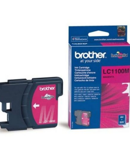 xekios Cartouche d'encre originale Brother LC1100M Magenta