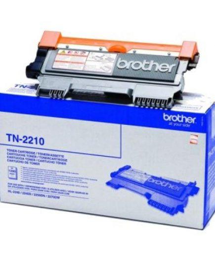 xekios Toner original Brother TN-2210 Noir