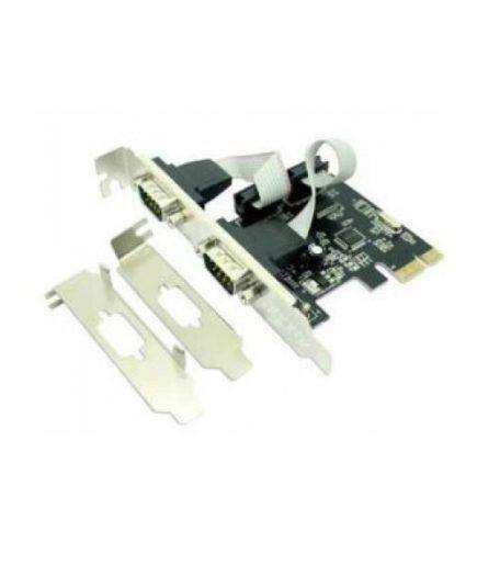 xekios Carte PCI approx! APPPCIE2S 2 Parallèles
