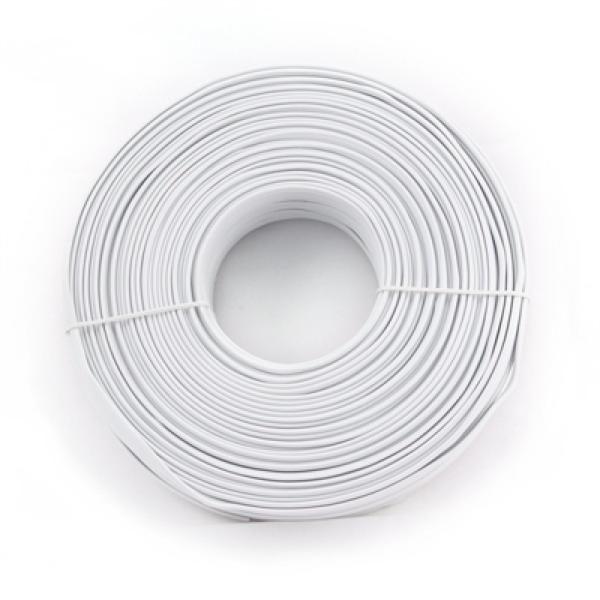 xekios Câble Téléphonique 4 Fils iggual IGG309636 100 m Blanc