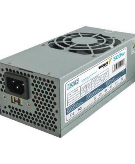 xekios Bloc d'Alimentation 3GO PS500TFX TFX 500W PFC passive Gris mat métalisé
