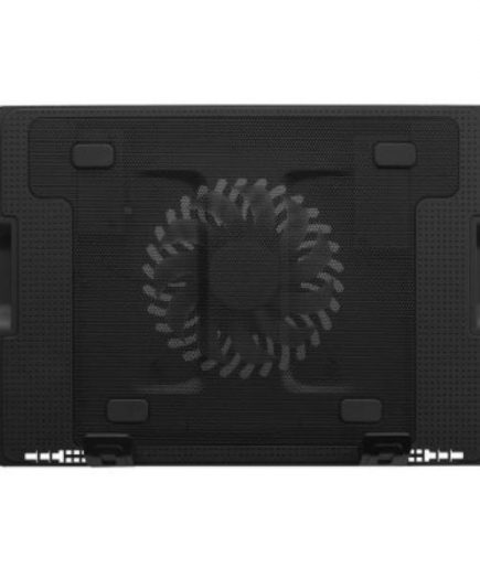 xekios Support Portable avec Ventilateur NOX NXKAZE 9 - 17 Noir
