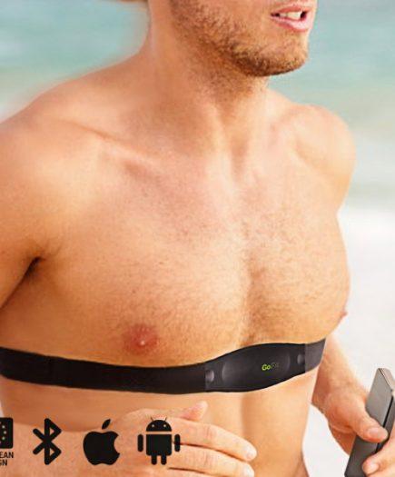 xekios Ceinture Cardio Bluetooth spécial Sport GoFit