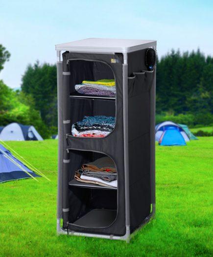 xekios Armoire de Camping Campart Travel CU0720