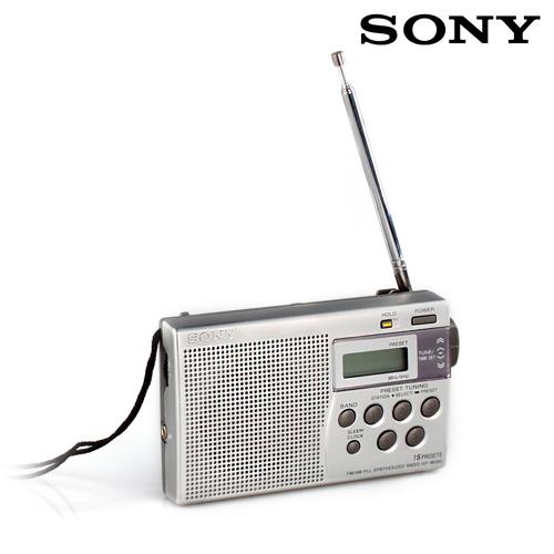 xekios Radio Numérique Portable Sony ICFM260