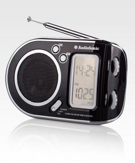 xekios Radio Portable Numérique AudioSonic RD1519