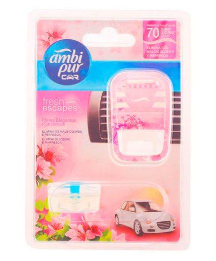 xekios Ambi Pur - CAR ambientador aparato + recambio for her 7 ml