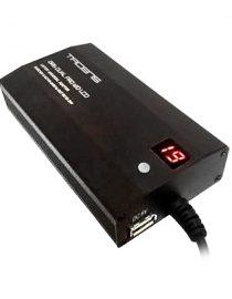 xekios Chargeur d'ordinateur portable Tacens 5ORISAUTO100 100W Noir