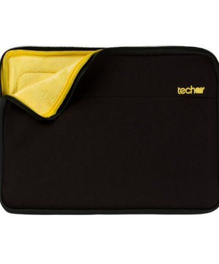 xekios Housse Universelle pour Ordinateur Portable Tech Air TANZ0311 Noir Jaune