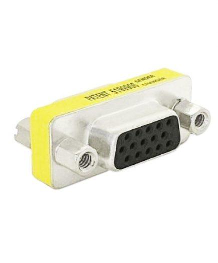 xekios Adaptateur VGA Femelle D-Sub HDB15 NANOCABLE 10.16.0001