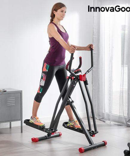 xekios Air Walker de Fitness avec Guide d'Exercices InnovaGoods