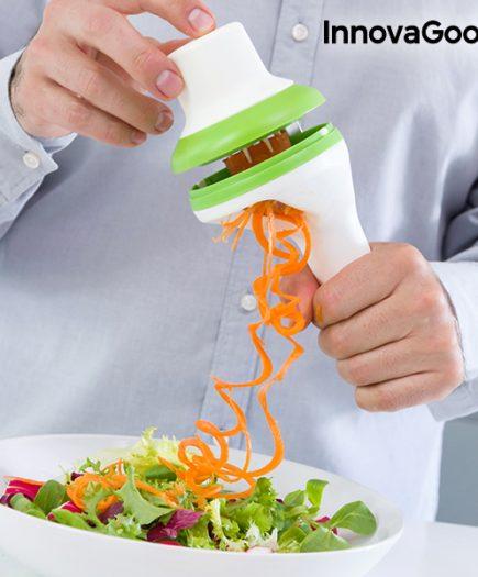 xekios Coupe Légumes en Spirale 3 en 1 InnovaGoods
