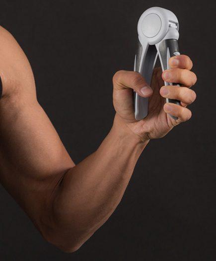 xekios Appareils d'Exercice pour les Mains Fitness (pack de 2)