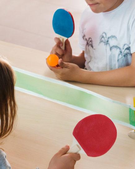 xekios Jeu de Ping-Pong Mini