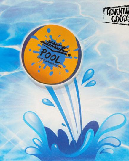 xekios Ballon Aquatique Rebondissant Pool Adventure Goods