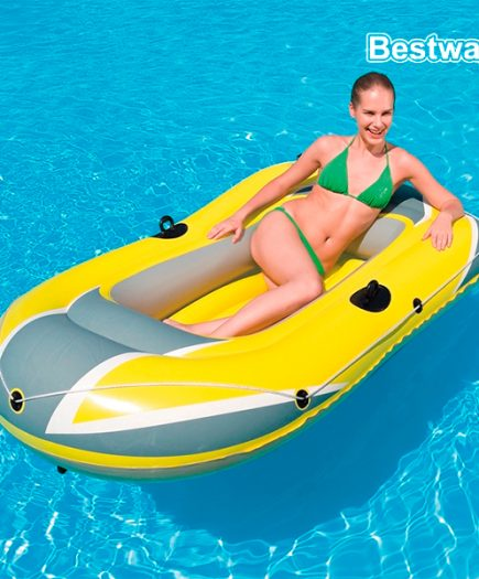 xekios Bateau Gonflable Individuel Summer