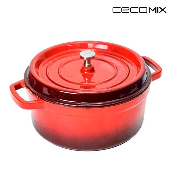 xekios Cocotte Escarlata Cecomix