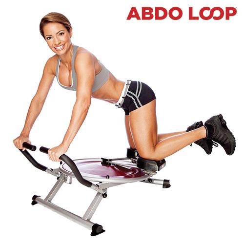 xekios Appareil Abdominaux Circulaire Abdo Loop