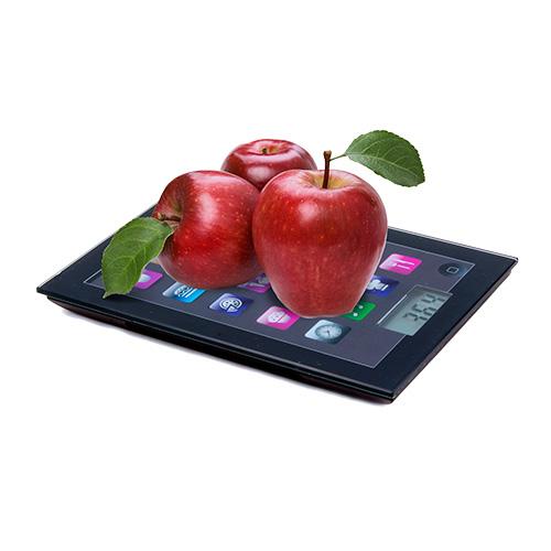 xekios Balance Cuisine Numérique iPad 5 kg
