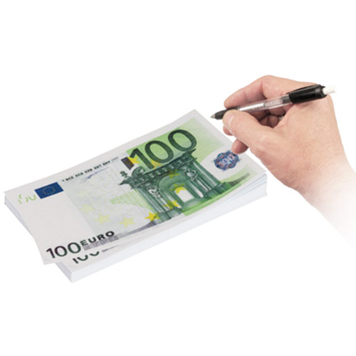 xekios Bloc Notes 100€ Euros (Grand)