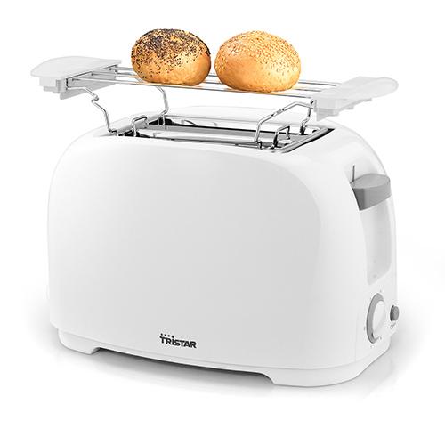 xekios Grille-pain avec Support pour Pain Tristar BR1013
