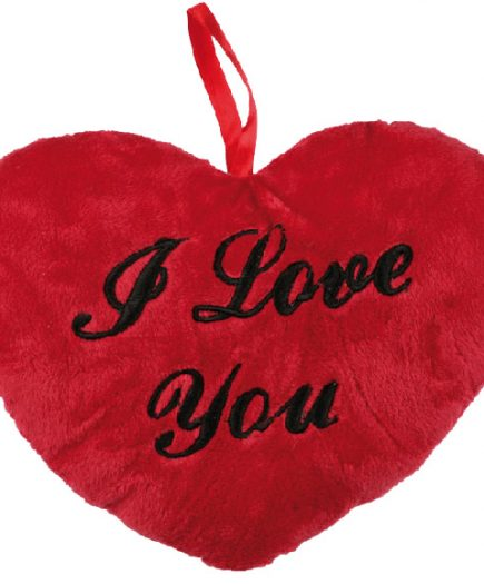 xekios Coeur de Peluche I love You 26 cm
