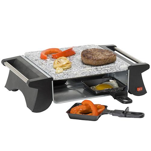 xekios Appareil Raclette avec Pierre à Griller Tristar RA2990