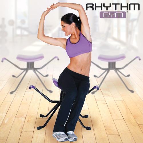 xekios Appareil d'Exercice Rhythm Gym