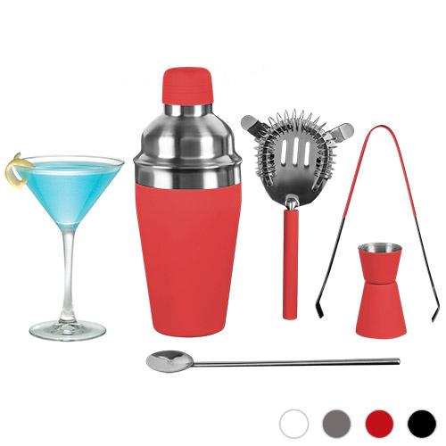 xekios Coffret Cocktail Professionnel (5 pièces)