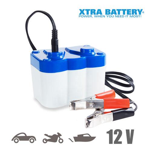 xekios Booster de Batterie Xtra Battery