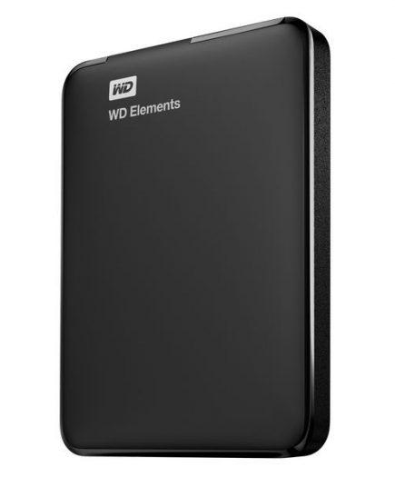 xekios Disque Dur Externe Western Digital TX58EX780E 223684 750 GB USB Noir